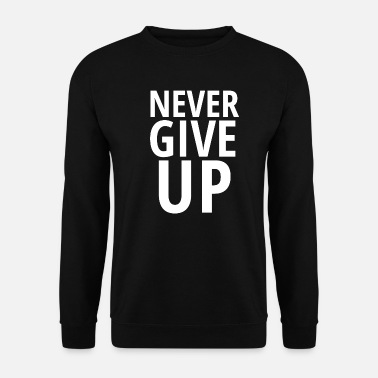 Up Never Give Up - Mo Salah - Unisex Pullover