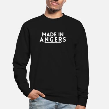 Anger Made in angers. angers gift - Unisex Sweatshirt