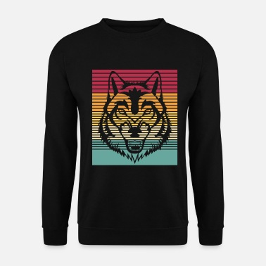 Gris loup - Sweat-shirt Unisexe