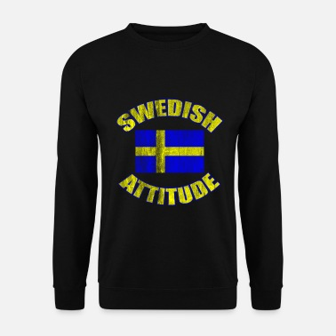 Scandinavie Suède - Sweat-shirt Homme