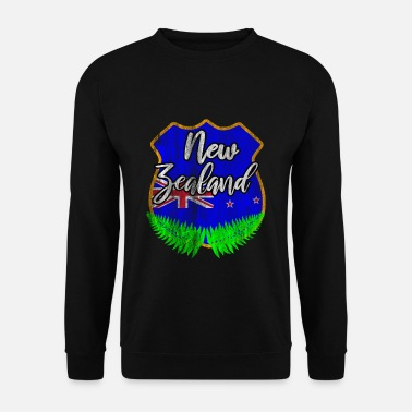 Pays Nation néo-zélandaise - Sweat-shirt Homme