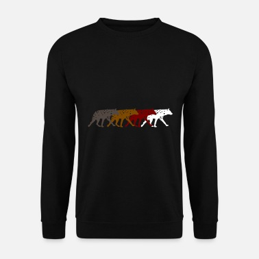 Hyena hyena - Men's Sweatshirt