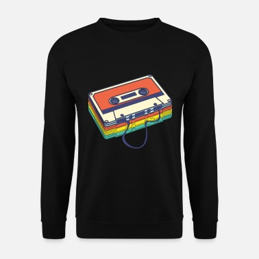 80s 80s motto - Unisex sweater