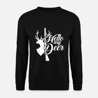 Hunting Huntress Hunting Hunting Hunter hunting - Unisex sweater