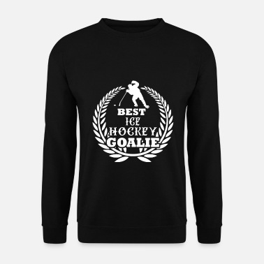 Hockey Sur Glace Joueur de hockey - Sweat-shirt Homme