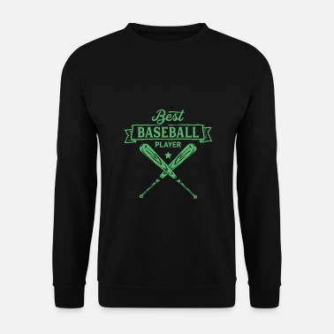 Baseball Baseball Baseball Baseball Baseball - Männer Pullover