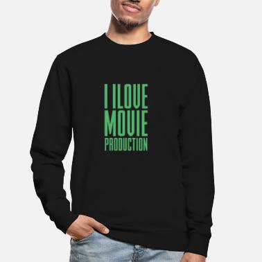 Video Director Production Producer Filmmaker Video - Unisex sweater