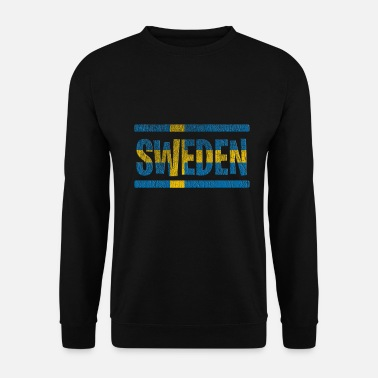 Sweden Sweden Sweden - Men's Sweatshirt