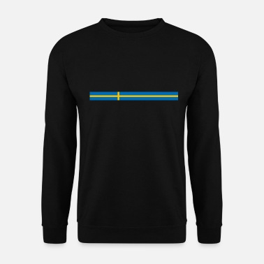 Sweden style stripes - Unisex Sweatshirt