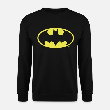 Logo Batman Logo en look or-métallique - Sweat-shirt Unisexe