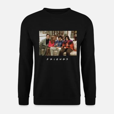 Friends Flashback - Sweatshirt mænd
