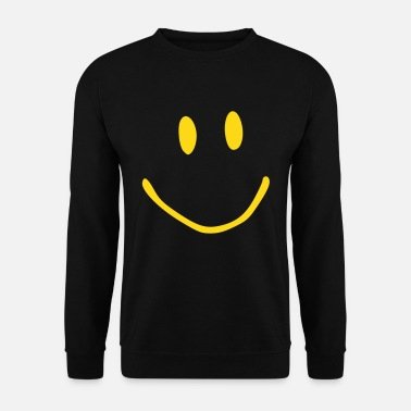 Smile smile - Sweat-shirt Homme