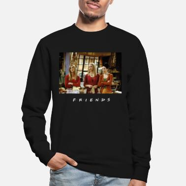 Friends Rachel Friends Monica, Rachel, Phoebe Kitchen - Sweatshirt unisex