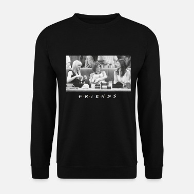 Tv Friends Monica, Rachel, Phoebe Central Perk - Unisex Sweatshirt