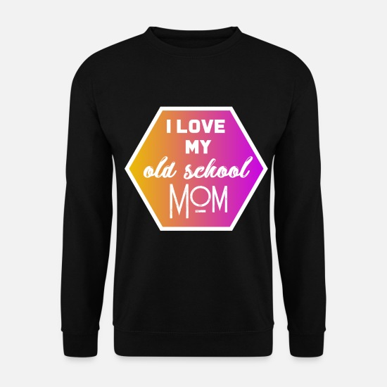 Gift Idea Hoodies & Sweatshirts - mother - Men's Sweatshirt black