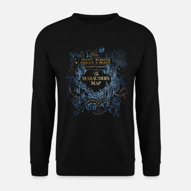 Wizarding World Harry Potter The Marauder's Map - Tröja unisex