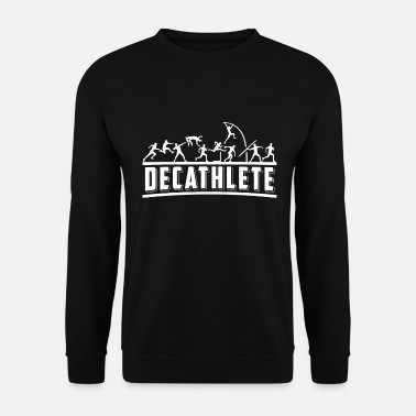 Athletics Athletics athlete shirt gift athlete - Men's Sweatshirt
