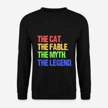 Fable The Cat - The Fable - Men's Sweatshirt