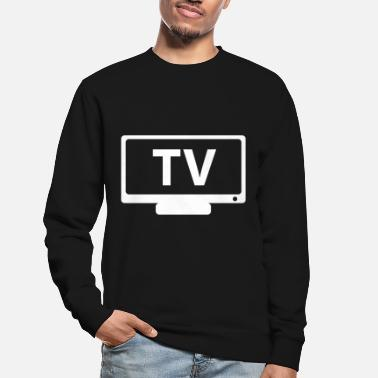 Tv Tv tv - Sweatshirt unisex
