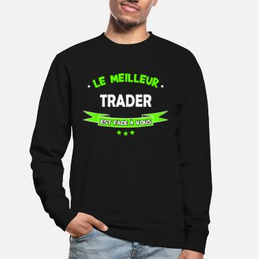 Tradition trader - Sweat-shirt Unisexe