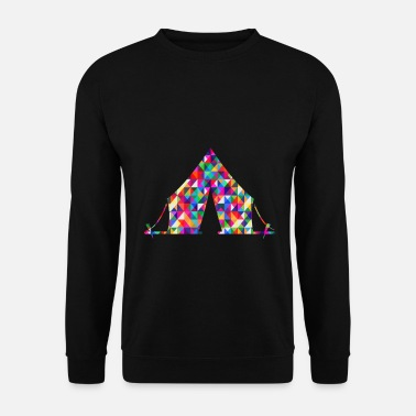 Tent tent - Men's Sweatshirt