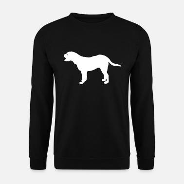 Ombre Dogue de Bordeaux - Sweat-shirt Homme