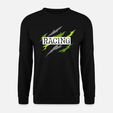 Tuning cadeau d'anniversaire tuning course voiture de course tuning tuning - Sweat-shirt Homme