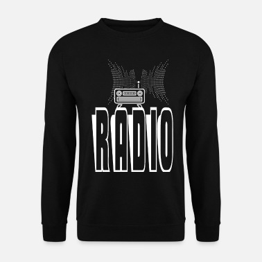 Radio RADIO - Sweat-shirt Homme