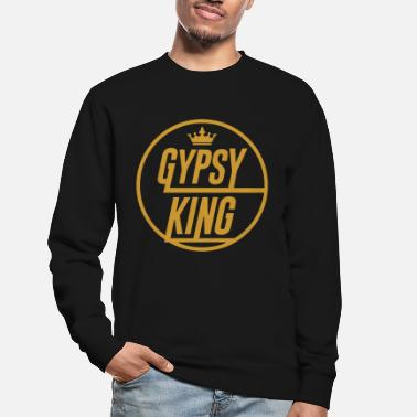 Gypsy King Tyson Fury Shirt Gypsy King - Unisex Sweatshirt