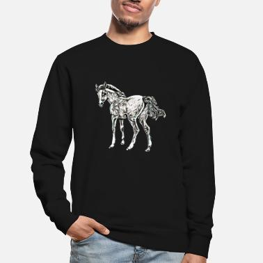 Poulain Poulain - Sweat-shirt Unisexe