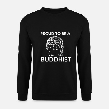 Buddhist buddhist - Men's Sweatshirt