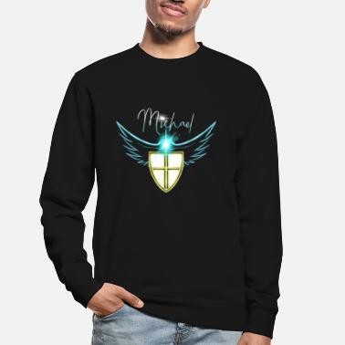 Michael 1996 archangel michael prayer - Unisex Sweatshirt