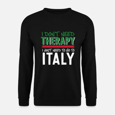 Italie - Sweat-shirt Homme