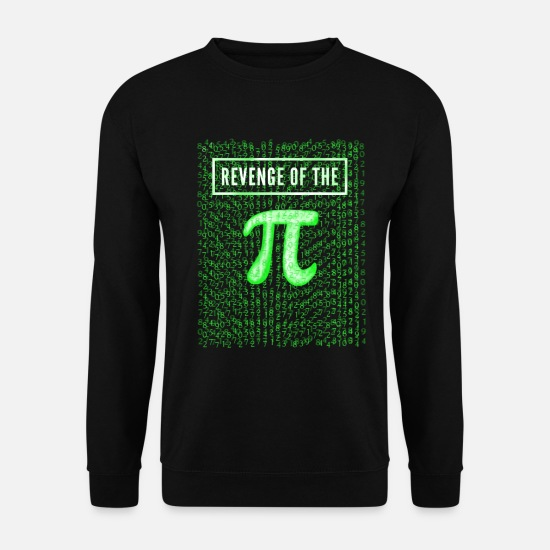 Galaxy Felpe - Pi Day Math Teacher Nerd Algebra Pi - Felpa uomo nero