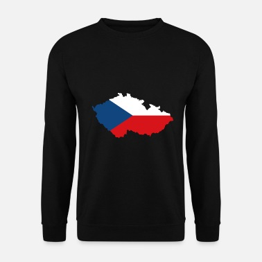 République Tchèque République tchèque - République tchèque - République tchèque - Sweat-shirt Homme