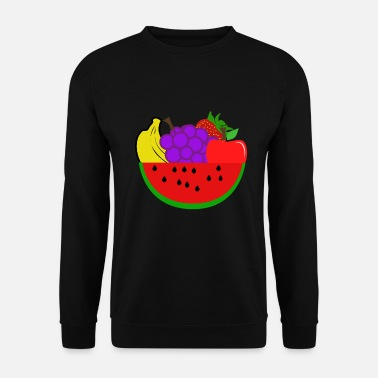 Fruit Fruits - fruits - Men's Sweatshirt