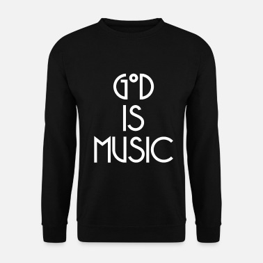 Choir God - Men's Sweatshirt
