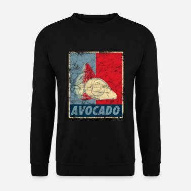 Affiche Affiche d'avocat - Sweat-shirt Homme