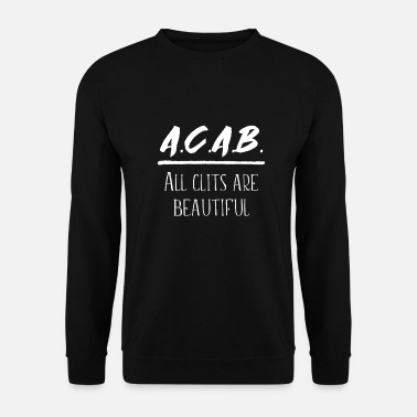 Contre ACAB - Sweat-shirt Unisexe