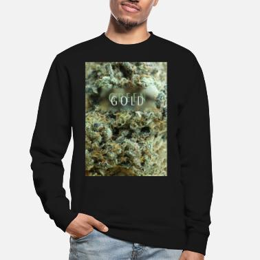 Weed Green Gold - Unisex Pullover