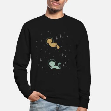 Space Cat - Unisex Sweatshirt