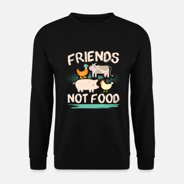 Animal Welfare Vegan animal welfare animals - Unisex Sweatshirt