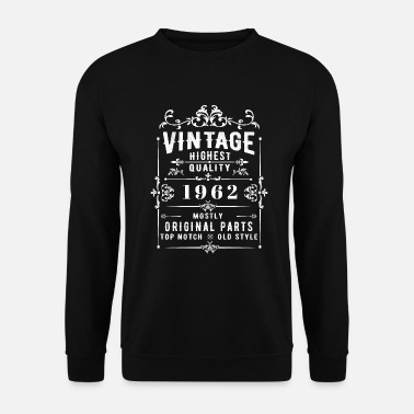 Vintage Vintage 1962 - Sweat-shirt Homme
