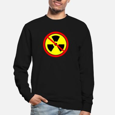Castor Transport Anti nuclear power Castor nuclear power plants Gorleben demo - Unisex Sweatshirt