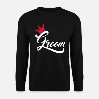 Groom Groom - Men's Sweatshirt