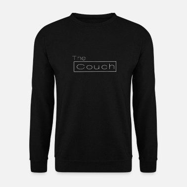 Couch The couch - Men's Sweatshirt