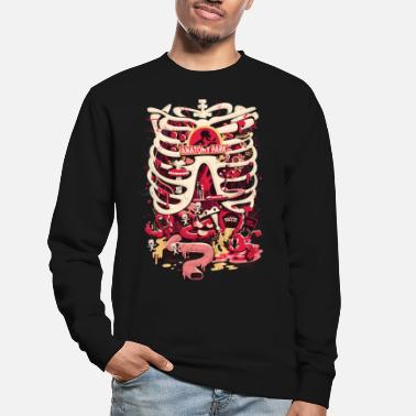 Rick Et Morty Anatomy Park - Sweat-shirt Unisexe