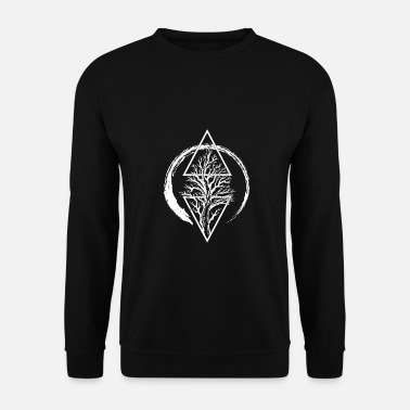Øje Okkult Wiccan Witch Gift Mystical Magical - Sweatshirt unisex