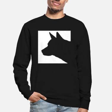 Dog Head dog head - Unisex Sweatshirt