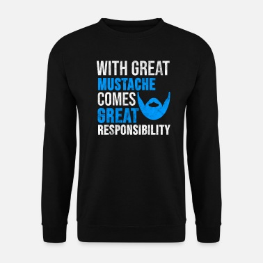 Like A Sir Beard Shirt Bearded Hipster Gentleman Sir Gift - Felpa uomo